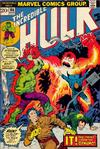 Cover for The Incredible Hulk (Marvel, 1968 series) #166 [Regular Edition]
