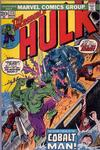 Cover for The Incredible Hulk (Marvel, 1968 series) #173