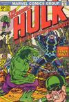 Cover for The Incredible Hulk (Marvel, 1968 series) #175