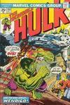 Cover for The Incredible Hulk (Marvel, 1968 series) #180