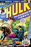 Cover for The Incredible Hulk (Marvel, 1968 series) #182