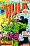 Cover for The Incredible Hulk (Marvel, 1968 series) #184