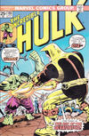 Cover for The Incredible Hulk (Marvel, 1968 series) #186