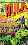 Cover for The Incredible Hulk (Marvel, 1968 series) #187