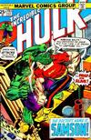 Cover for The Incredible Hulk (Marvel, 1968 series) #193