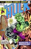 Cover for The Incredible Hulk (Marvel, 1968 series) #195