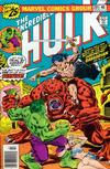 Cover for The Incredible Hulk (Marvel, 1968 series) #201 [25¢]
