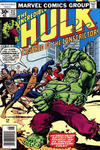 Cover for The Incredible Hulk (Marvel, 1968 series) #212 [30¢]