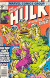 Cover for The Incredible Hulk (Marvel, 1968 series) #213 [30¢]