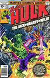 Cover for The Incredible Hulk (Marvel, 1968 series) #214 [35¢]