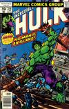 Cover for The Incredible Hulk (Marvel, 1968 series) #219