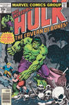 Cover for The Incredible Hulk (Marvel, 1968 series) #222 [Regular Edition]