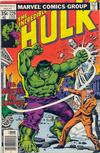 Cover for The Incredible Hulk (Marvel, 1968 series) #226 [Regular Edition]