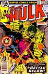 Cover for The Incredible Hulk (Marvel, 1968 series) #232 [Regular Edition]