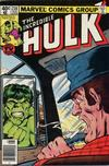 Cover Thumbnail for The Incredible Hulk (1968 series) #238 [Newsstand]