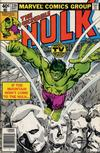 Cover Thumbnail for The Incredible Hulk (1968 series) #239 [Newsstand]