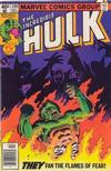 Cover Thumbnail for The Incredible Hulk (1968 series) #240 [Newsstand]