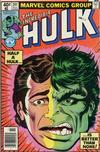 Cover Thumbnail for The Incredible Hulk (1968 series) #241 [Newsstand]