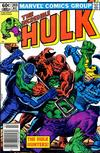 Cover Thumbnail for The Incredible Hulk (1968 series) #269 [Newsstand]