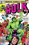 Cover Thumbnail for The Incredible Hulk (1968 series) #279 [Newsstand Edition]
