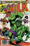 Cover Thumbnail for The Incredible Hulk (1968 series) #283 [Newsstand Edition]