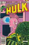 Cover Thumbnail for The Incredible Hulk (1968 series) #287 [Newsstand]