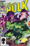 Cover for The Incredible Hulk (Marvel, 1968 series) #298 [Direct]