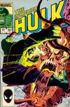 Cover for The Incredible Hulk (Marvel, 1968 series) #301 [Direct]