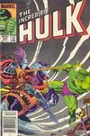 Cover for The Incredible Hulk (Marvel, 1968 series) #302 [Newsstand]