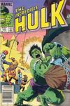 Cover for The Incredible Hulk (Marvel, 1968 series) #303 [Newsstand]