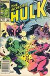 Cover for The Incredible Hulk (Marvel, 1968 series) #304 [Newsstand]