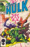 Cover for The Incredible Hulk (Marvel, 1968 series) #306 [Direct]