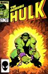 Cover for The Incredible Hulk (Marvel, 1968 series) #307 [Direct]