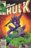 Cover for The Incredible Hulk (Marvel, 1968 series) #308 [Newsstand]