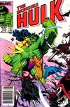 Cover for The Incredible Hulk (Marvel, 1968 series) #310 [Newsstand]
