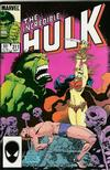 Cover for The Incredible Hulk (Marvel, 1968 series) #311 [Direct]