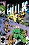 Cover for The Incredible Hulk (Marvel, 1968 series) #313 [Direct]