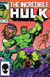 Cover for The Incredible Hulk (Marvel, 1968 series) #314 [Direct]