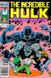 Cover Thumbnail for The Incredible Hulk (1968 series) #328 [Newsstand Edition]