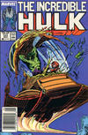 Cover Thumbnail for The Incredible Hulk (1968 series) #331 [Newsstand]