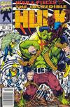 Cover Thumbnail for The Incredible Hulk (1968 series) #391 [newsstand]