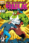 Cover for The Incredible Hulk (Marvel, 1968 series) #406 [Direct]