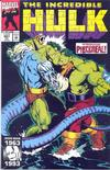Cover for The Incredible Hulk (Marvel, 1968 series) #407 [Direct Edition]
