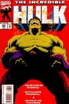 Cover for The Incredible Hulk (Marvel, 1968 series) #408 [Direct Edition]