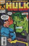 Cover for The Incredible Hulk (Marvel, 1968 series) #410 [Direct Edition]