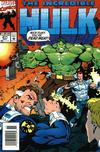 Cover for The Incredible Hulk (Marvel, 1968 series) #411 [Newsstand]