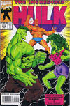 Cover for The Incredible Hulk (Marvel, 1968 series) #412 [Direct Edition]
