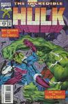 Cover for The Incredible Hulk (Marvel, 1968 series) #419 [Direct Edition]