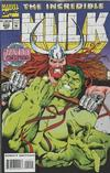 Cover for The Incredible Hulk (Marvel, 1968 series) #422 [Direct Edition]