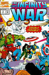 Cover for The Infinity War (Marvel, 1992 series) #4 [Direct Edition]